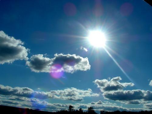 Altas temperaturas y aislados chubascos hoy en Camagüey